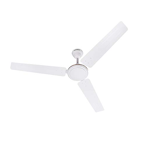 Crompton Sea Wind 1200 mm (48 inch) High Speed Ceiling Fan (Opal White)
