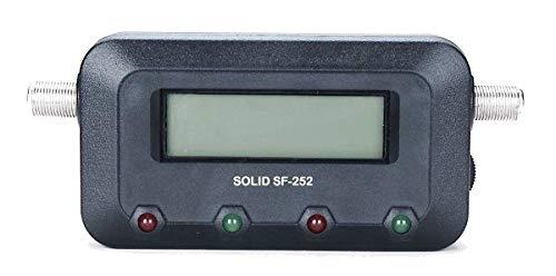 Solid SF-252 Digital Satellite dB Meter