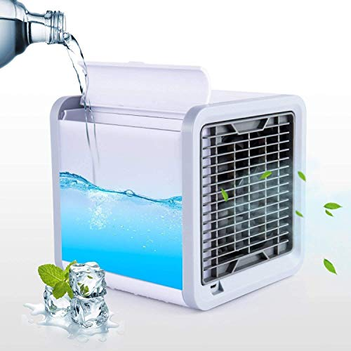 Xanadu Mini Air Portable 3 in 1 Conditioner Humidifier Purifier Cooler with The Quick & Easy Way to Cool Any Space Air Conditioner Device for Home AC coolers for home.