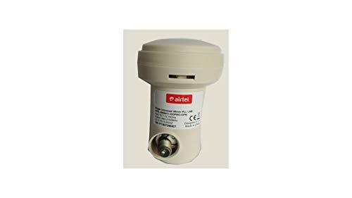 DPCOLLECTIONS Airtel Original Satellite Receiver Universal LNB Single Port Free to air hd LNB lnb Free Dish Universal Low Noise Full HD LNB