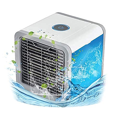 PE 3 in 1 Conditioner Humidifier Purifier Arctic Mini Air Portable Cooler USB Cooler the Quick & Easy Way to Cool Any Space Air Conditioner Device for Home, Office Room/Personal