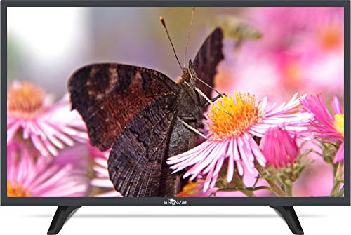Skywall 81.28 cm (32 inches) HD Ready LED TV 32SWN (Black) (2021 Model)